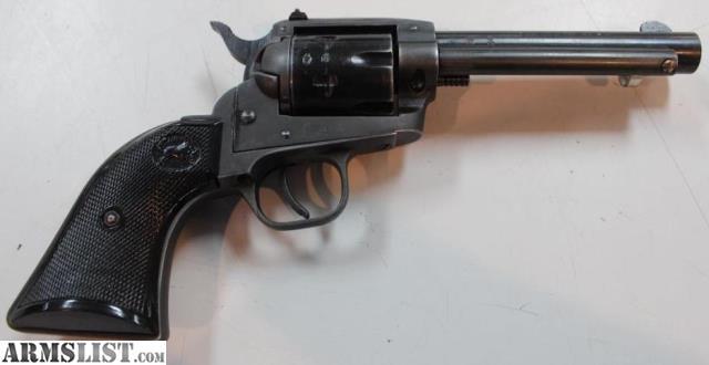 Armi F LLI Tanfoglio Model TA76 .22 LR Revolver For Sale