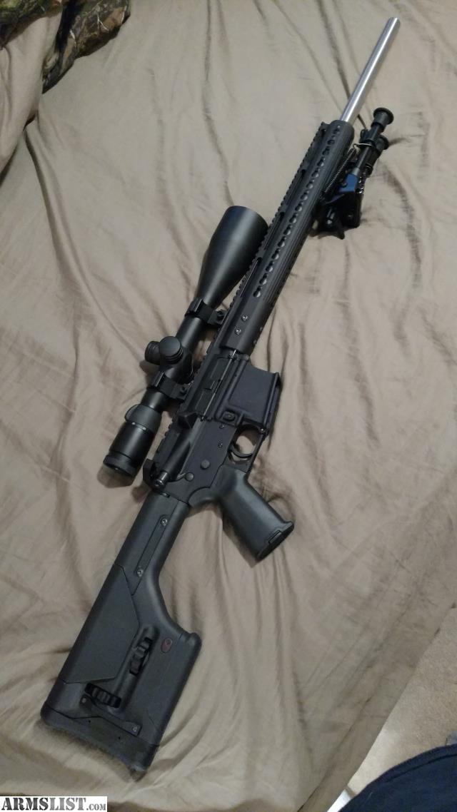 ARMSLIST - For Sale/Trade: Ar-15 Precision rifle 24