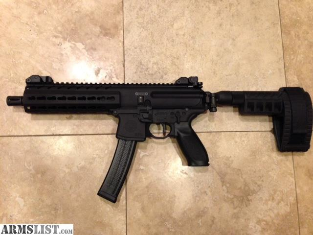 ARMSLIST - For Sale: NEW Sig MPX G2 Folding Brace Sig Irons