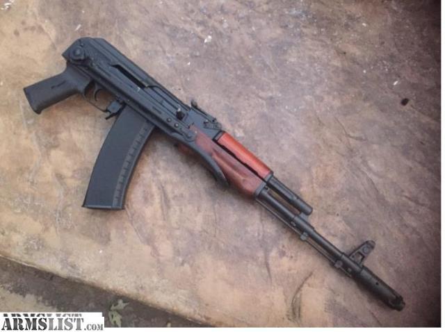 ARMSLIST - For Sale/Trade: Bulgarian/Ohio Ordnance AK-74 5 45x39