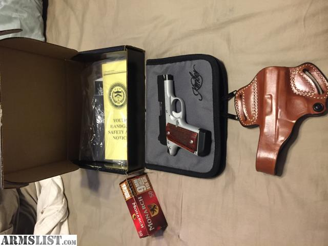 ARMSLIST - For Trade: Kimber Micro 9 For Trade