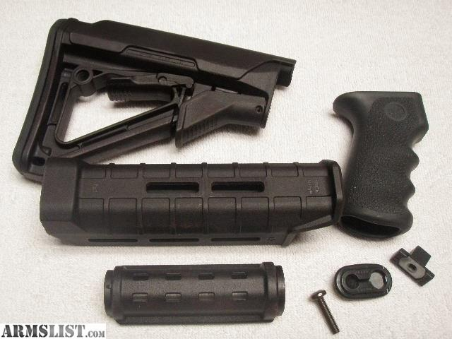 ARMSLIST - For Sale: Magpul Russian Plum CTR stock MOE hand