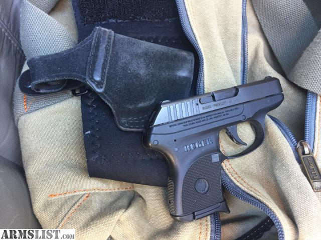 ARMSLIST - For Sale: RUGER LCP w Galco ankle holster