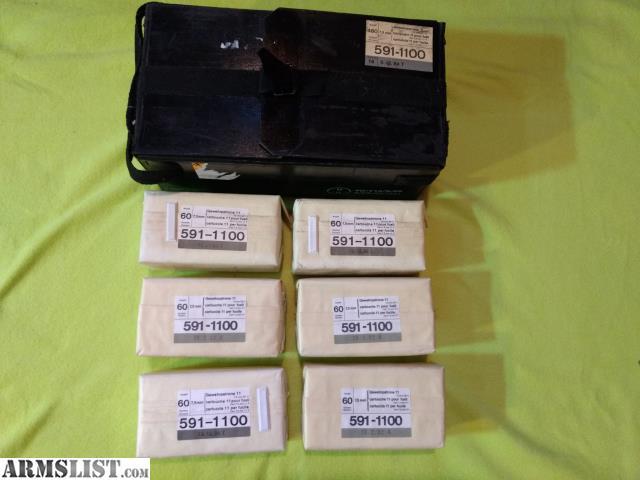 armslist for sale swiss 7 5x55 gp11 ammo