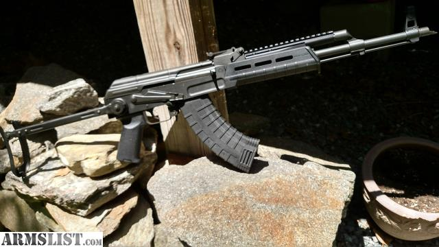 ARMSLIST - For Sale: AK63D Underfolder Milled Receiver