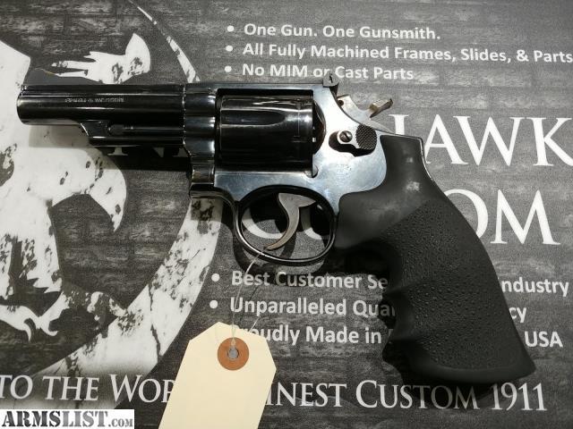ARMSLIST - For Sale: Smith & Wesson Model 19-3 -  357 Magnum Revolver