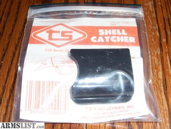 ARMSLIST - For Sale: TS shell catcher, Benelli model TS-S90, new