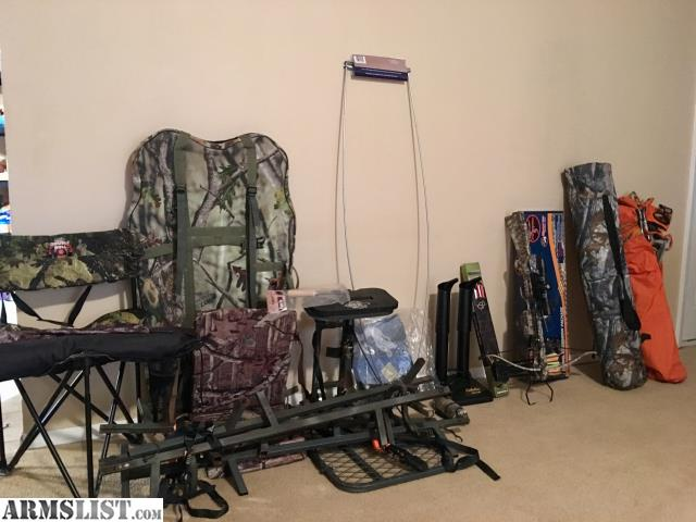 Armslist For Sale Crossbow Tree Stand Blinds Etc