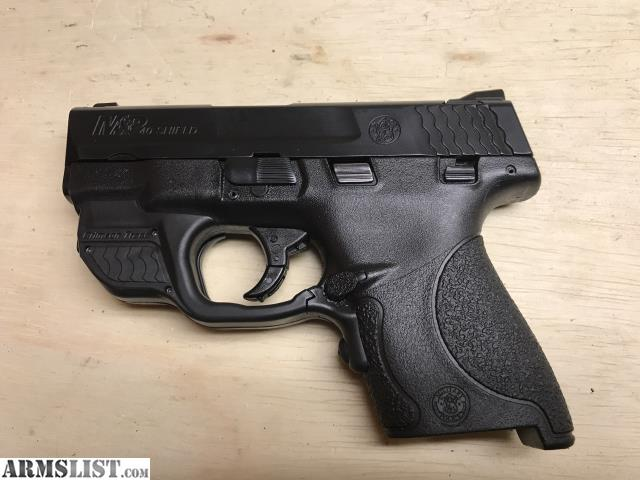 Armslist For Sale Trade Smith Amp Wesson M Amp P Shield 40 S Amp W