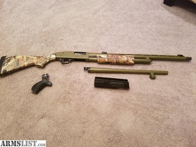 ARMSLIST - For Sale: Mossberg 500 flex turkey combo