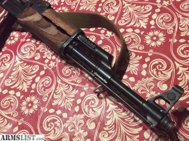 ARMSLIST - For Sale/Trade: Type 3 Milled Bulgarian AK-47