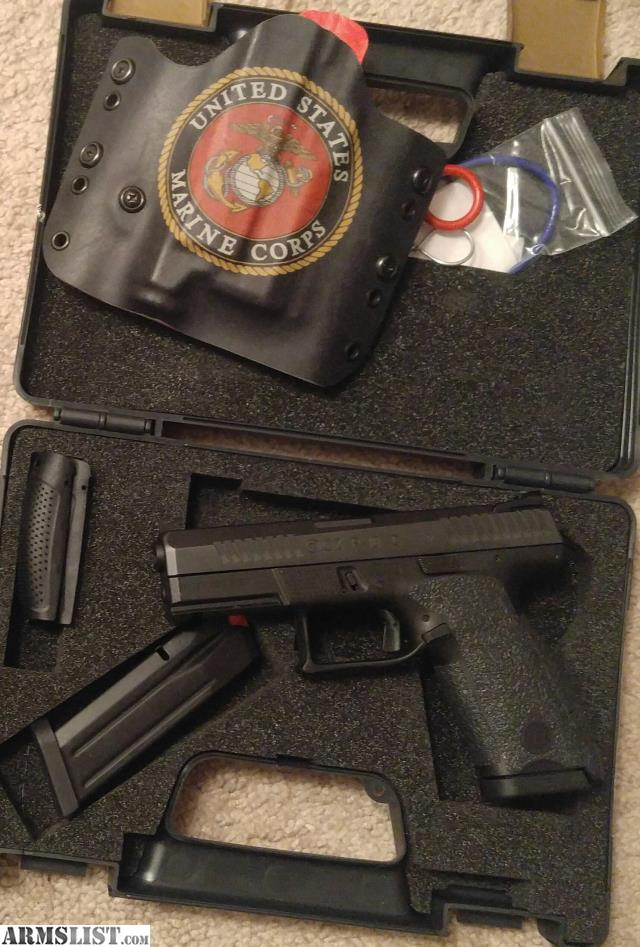 ARMSLIST - For Sale: cz p10c + holster