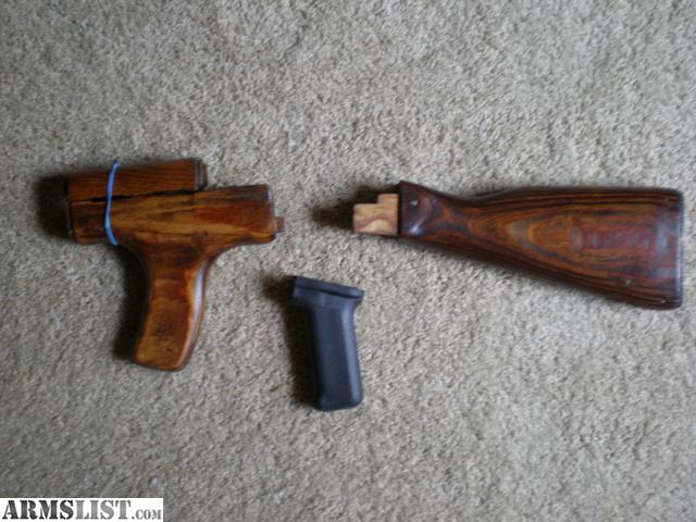ARMSLIST - For Sale: Romanian AK47 Dong Stock Set
