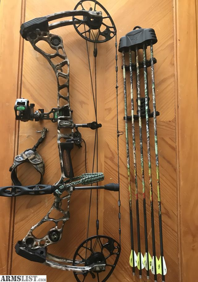 ARMSLIST - For Sale/Trade: Mathews Halon 6 Complete Setup