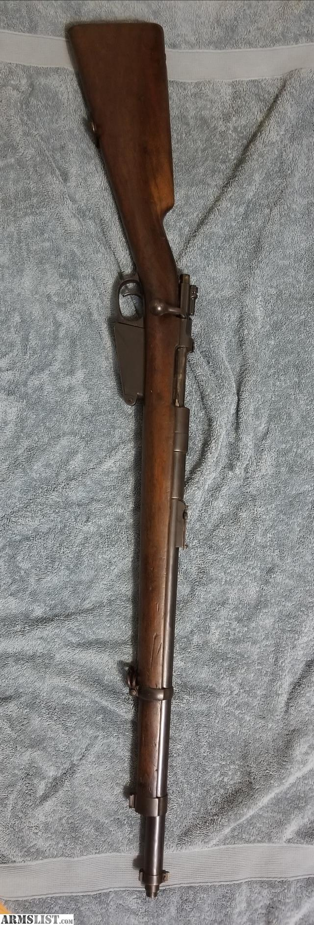 ARMSLIST - For Sale/Trade: M1889 belgian mauser carbine