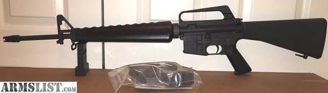 Armslist For Sale Price Reduced Colt M16a1 Vietnam Collection