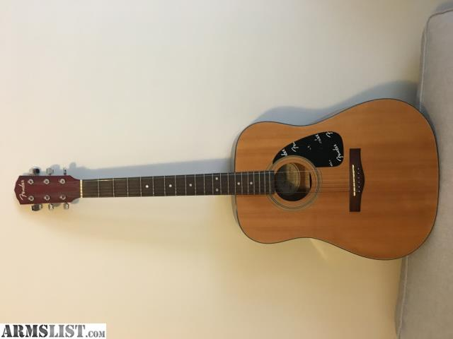 Guitar Packages For Sale : armslist for sale trade fender acoustic guitar package ~ Hamham.info Haus und Dekorationen