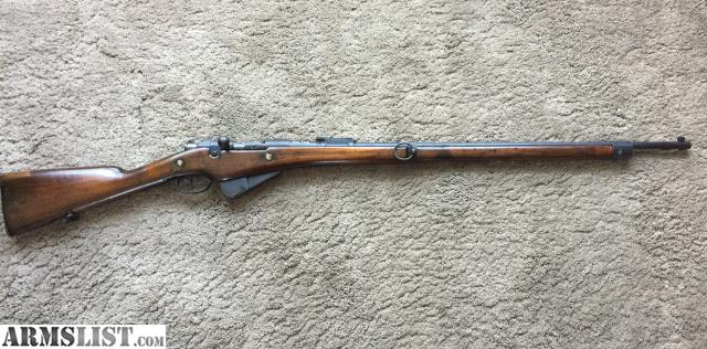 ARMSLIST - For Sale/Trade: French Berthier WW1 Rifle