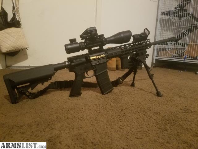 ARMSLIST - For Sale/Trade: Anderson AR-15 Custom