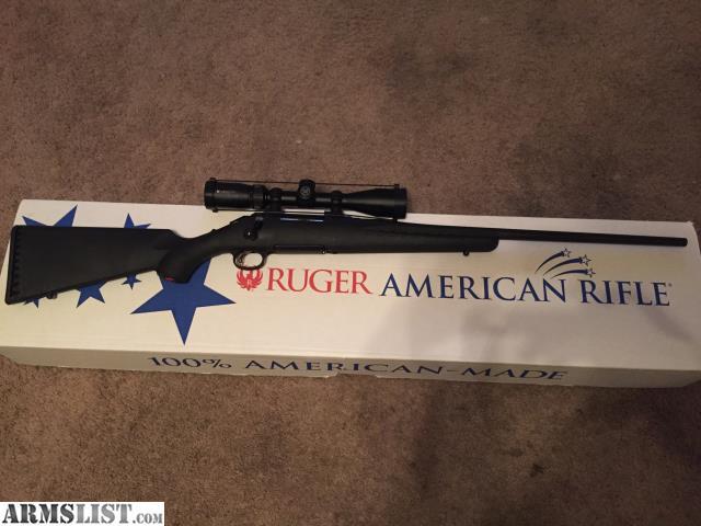 ARMSLIST - For Sale: Ruger American 6.5 Creedmoor