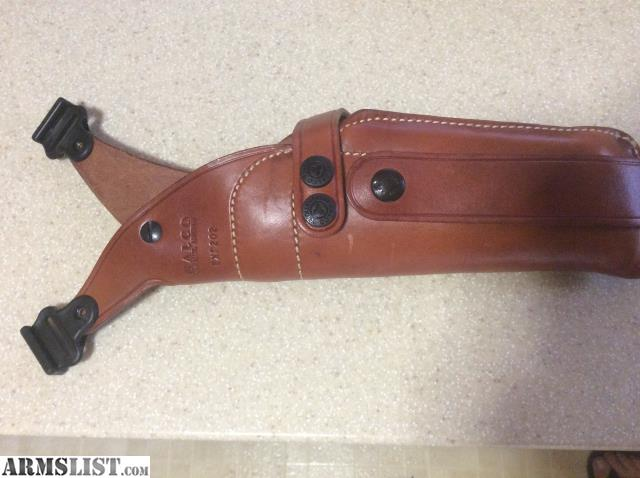 "ARMSLIST - For Sale: Galco 6"" Revolver shoulder holster and"