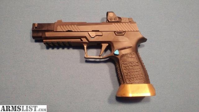 ARMSLIST - For Sale/Trade: Sig P320 RX open gun