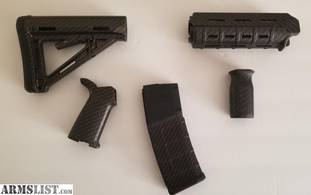 Armslist For Sale Magpul Carbon Fiber Ar15 Kit