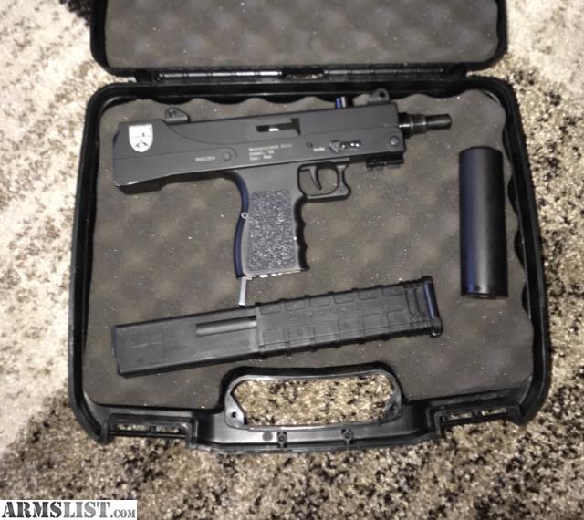 ARMSLIST - For Sale: Masterpiece arms defender 9mm pistol