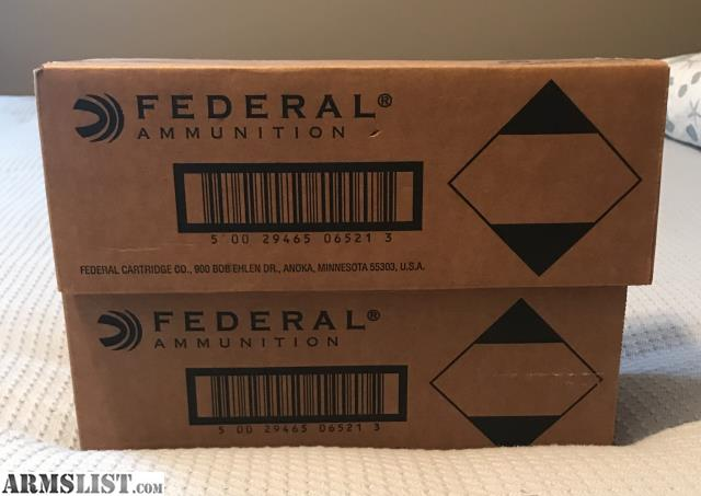 ARMSLIST - For Sale: 1000 Rounds Federal  223