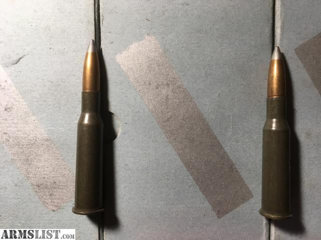 ARMSLIST - For Sale: 7.62x54 ammo - 43.2KB