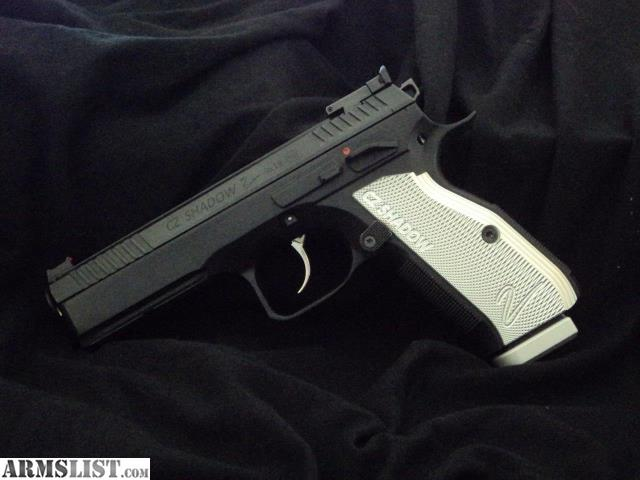 ARMSLIST - For Sale: BASE PADS for CZ 75'S from CZ CUSTOM