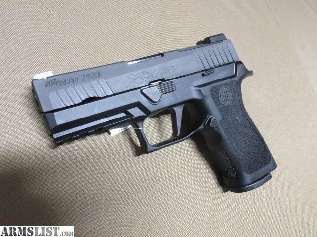 ARMSLIST - For Sale: SIG SAUER 320 X-CARRY