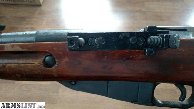 ARMSLIST - For Sale: 1942 Izhevsk M91/30 PU Reproduction