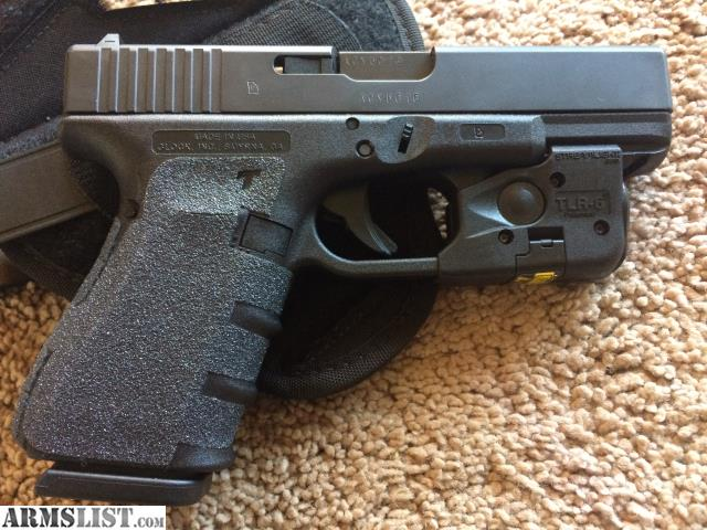 ARMSLIST - For Sale: Glock 19C Gen 4 w/ Streamlight TLR-6
