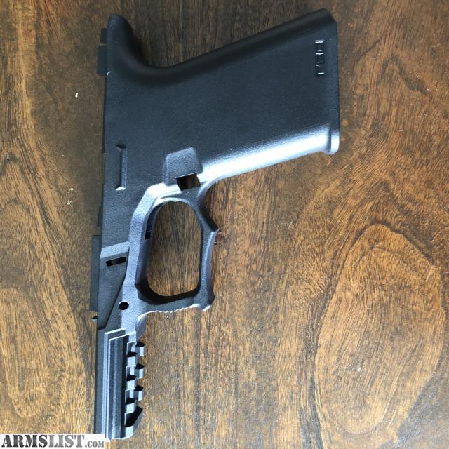 Armslist for sale polymer80 p80 80 glock 19 frame kit for A frame kits for sale