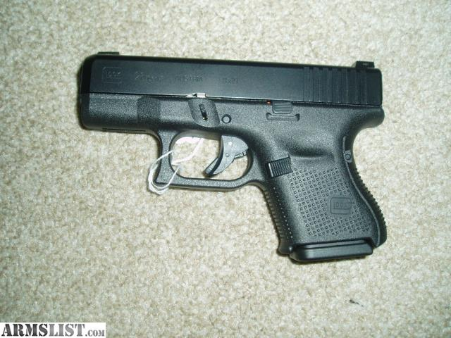 Armslist For Sale Glock 26 Gen 5 Safe Action Sub Compact