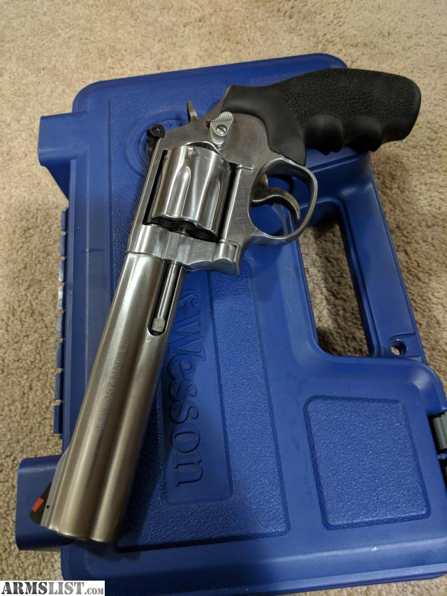ARMSLIST - For Sale/Trade: Smith Wesson 686+ 7 shot 6