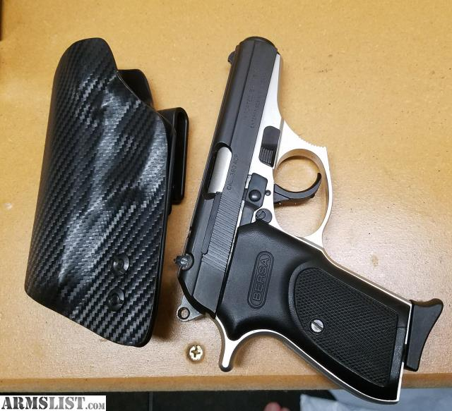 ARMSLIST - For Sale/Trade: Bersa Thunder  380 duo-tone w