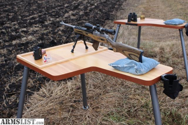 Armslist For Sale Epic Shooting Bench Table