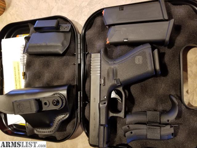 ARMSLIST - For Sale: Glock 19 Gen 5 with Apex Trigger