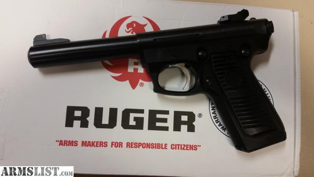 Armslist For Sale Ruger Mkiii 22 45 Target 3