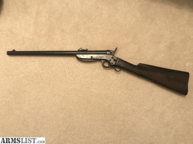 ARMSLIST - For Sale/Trade: Sharps & Hankins Cavalry Carbine (Civil