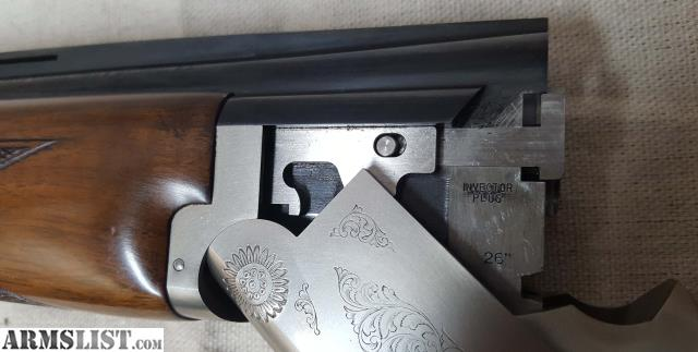 Citori serial # contains weird information | Browning Owners