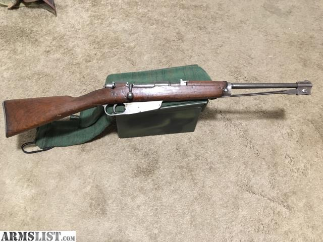ARMSLIST - For Sale: M38 Carcano Cavalry Carbine