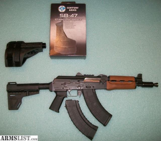 For Sale: Zastava Serbia M92PV AK 47 Pistol