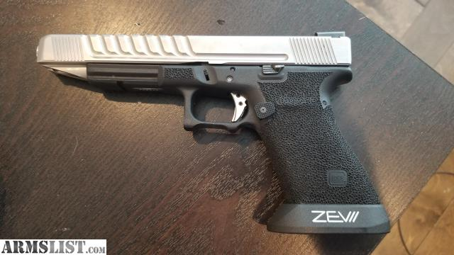 ARMSLIST - For Sale: Custom Glock 21 Race Gun - Lone wolf slide and