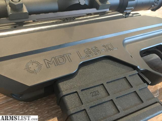 ARMSLIST - For Sale: Howa 1500 Short Action Chassis Rifle