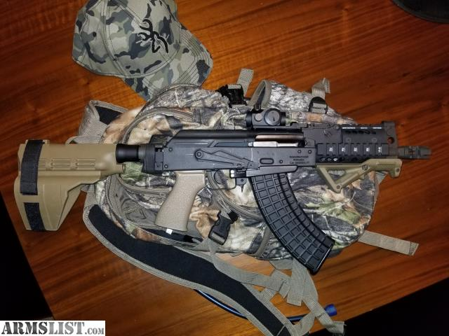 ARMSLIST - For Sale: Custom mini draco