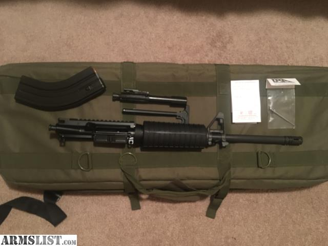 ARMSLIST - For Sale: 7.62x39 Complete Ar-15 Upper with BCG/CH