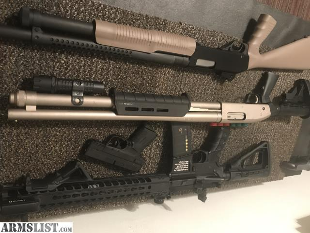 Magpul Mossberg 590 Mariner Related Keywords & Suggestions